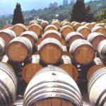 Железобетонные резервуары для вина