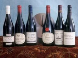 Import francuzskogo vina v Rossiyu